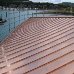 Copper commercial - Hamilton Island Yacht Club, Qld