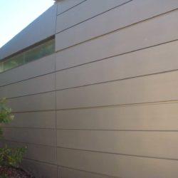 Zinc residential - Interlocking panel