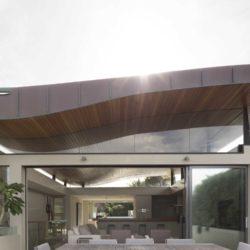 Copper residential - Single lock standing seam