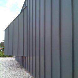Zinc residential - Single lock standing seam panel