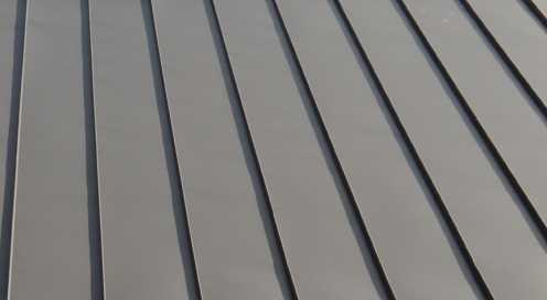 Snap Lock Seam Panel Metalbenz Fabrication
