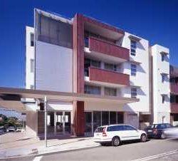 Copper multi-residential - Flush lock seam panel
