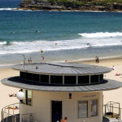 Zinc Commercial - Bondi Life Guard Tower, Bondi Beach, Sydney