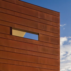 Copper Residential - Single Lock Standing Seam Panel