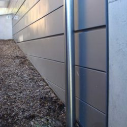 Stainless steel downpipes