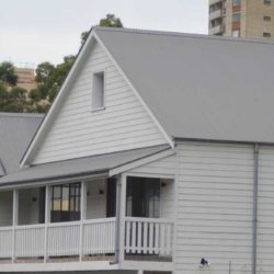 Zincalume residential