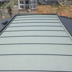 Zinc Residential - Batten Lock Seam Panel