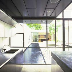 designer kitchen zinc 2